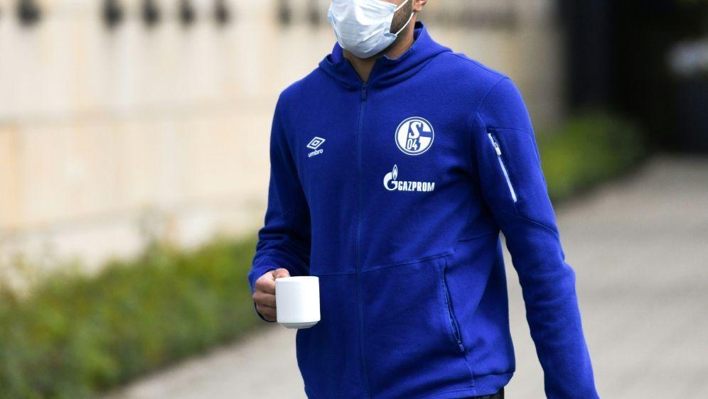 Ozan Kabak kann bei Schalke wohl wieder mitmischen - Bildquelle: AFPSIDINA FASSBENDER
