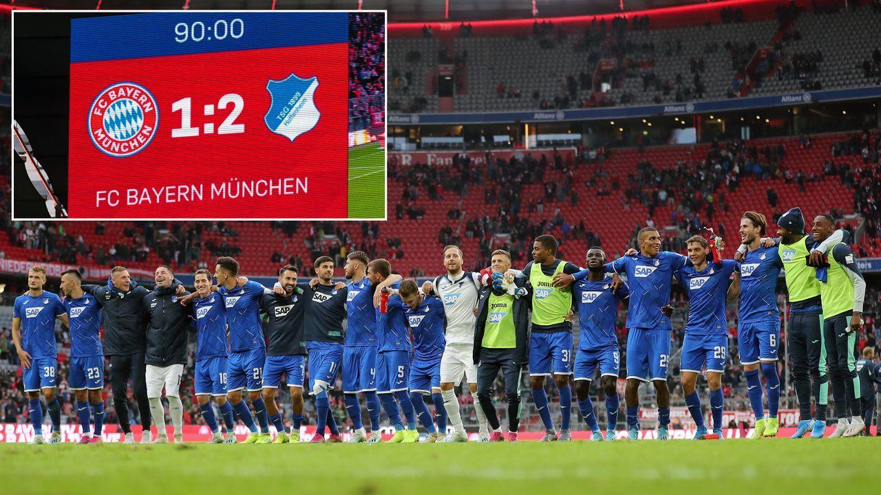 Nach sieben Spieltagen: Mehr Auswärtssiege als je zuvor - Bildquelle: 2019 Getty Images