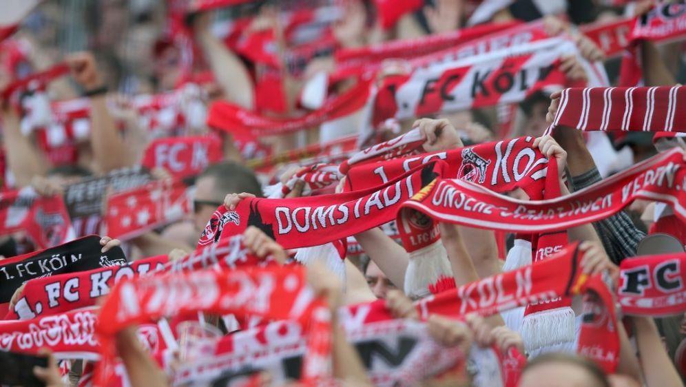 4.500 FC-Fans besuchten die Andacht im Kölner Dom - Bildquelle: FIROFIROSID