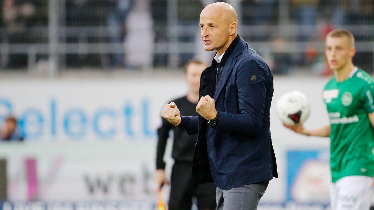 FC St. Gallen - Bildquelle: imago images/Geisser