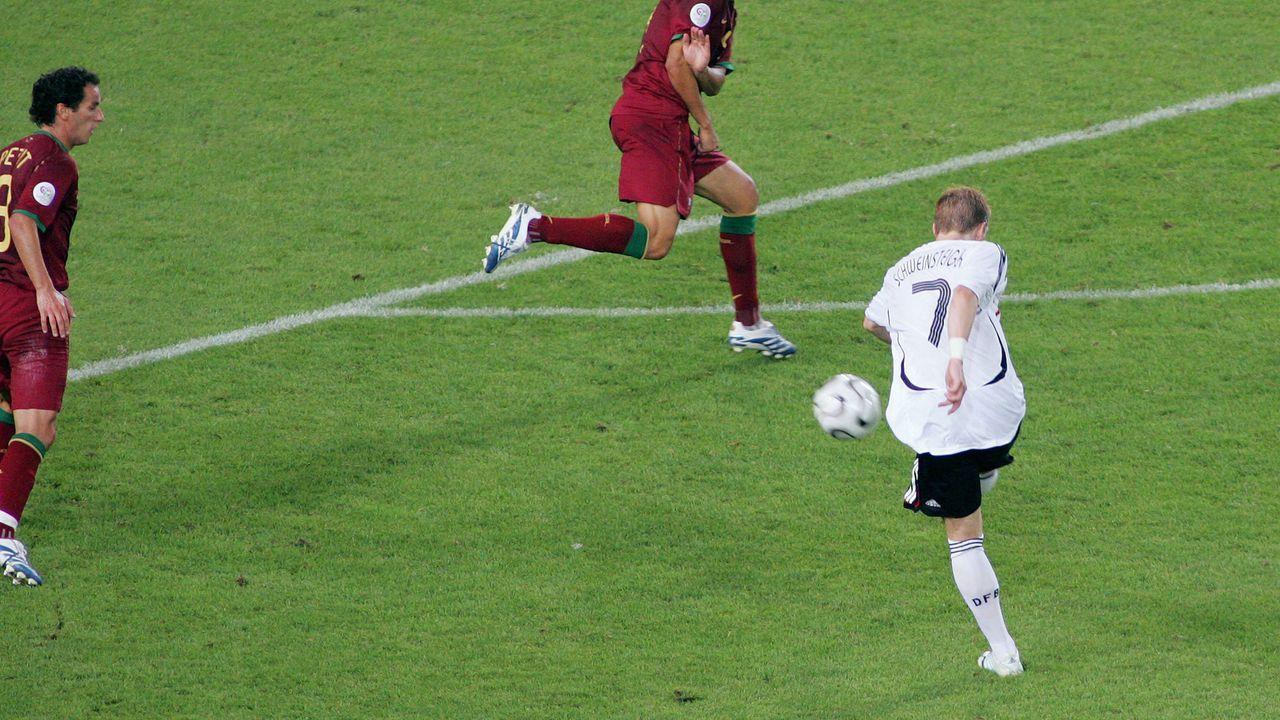 WM Spiel um Platz drei 2006: GER - POR 3:1 - Bildquelle: imago sportfotodienst