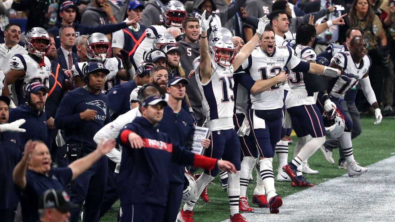 New England Patriots: 12 Picks - Bildquelle: 2019 Getty Images