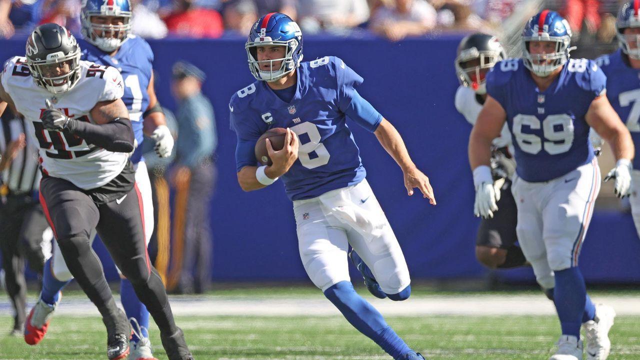 New York Giants (0-3) - Bildquelle: 2021 Getty Images