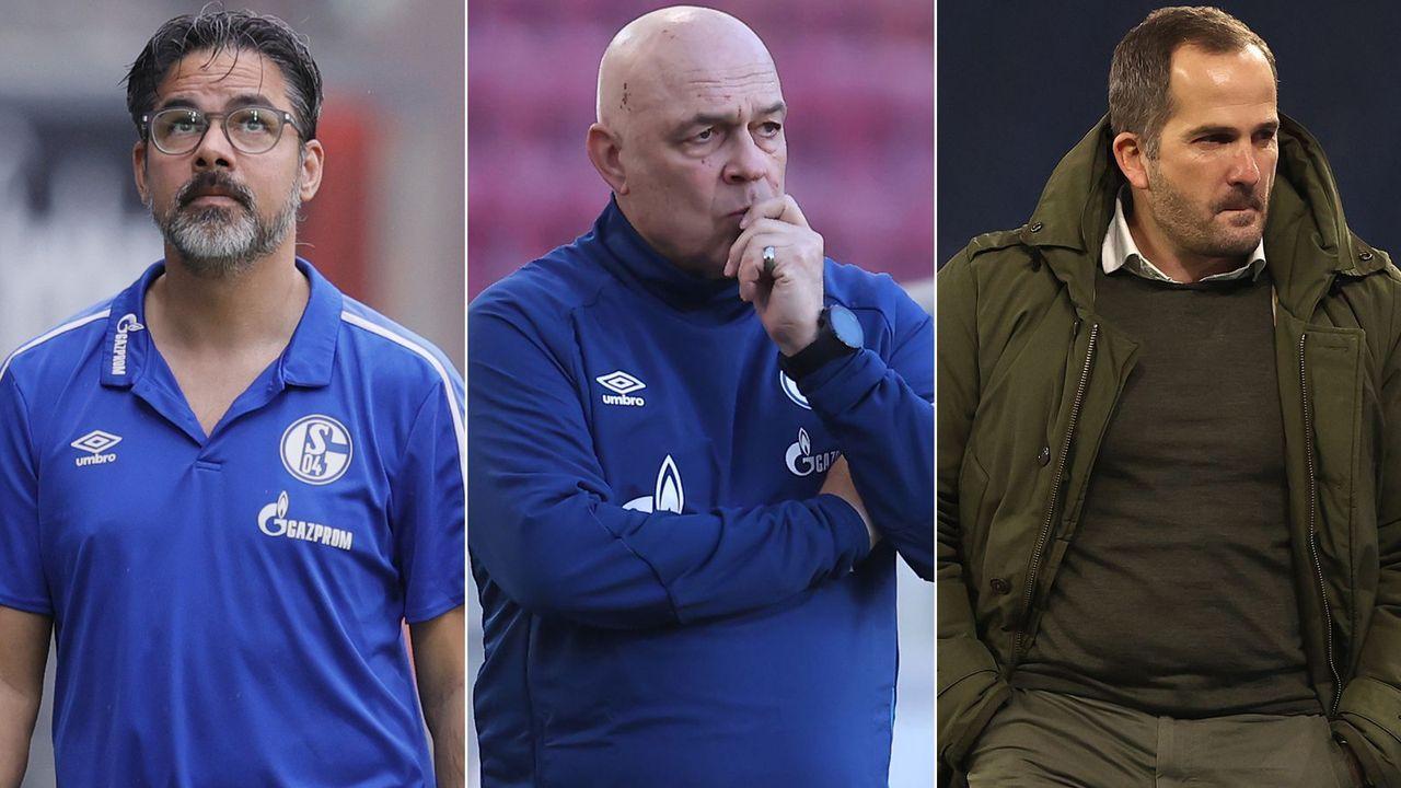 Flop 10: Die erfolglosesten Schalke-Trainer nach Punkteschnitt - Bildquelle: Getty Images