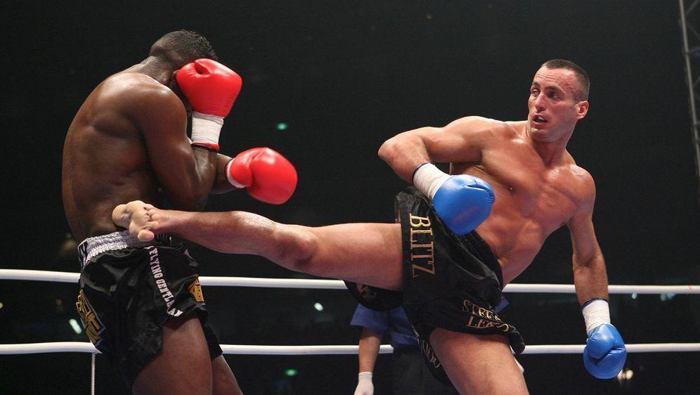 Stefan Leko (re.) gewann 38 Profikämpfe durch Knockout - Bildquelle: imago/AFLOSPORT