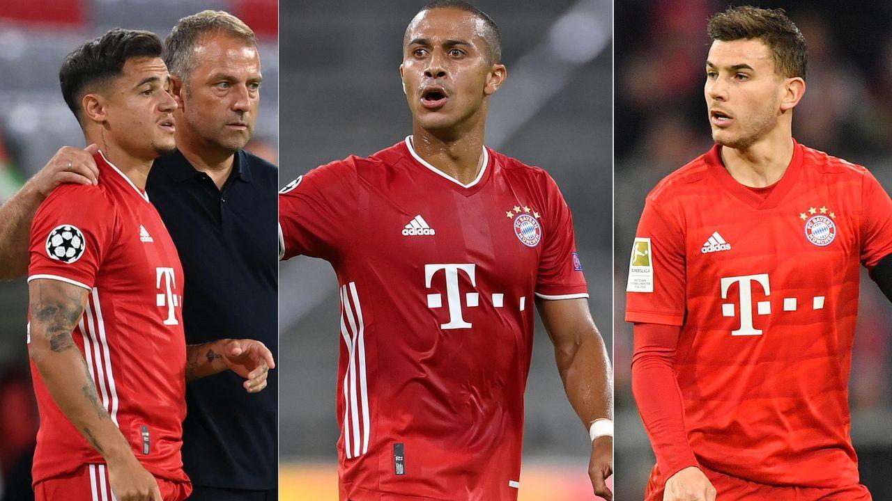 Abschiedsspiel? Wer Bayern nach dem Finale verlassen könnte - Bildquelle: Getty