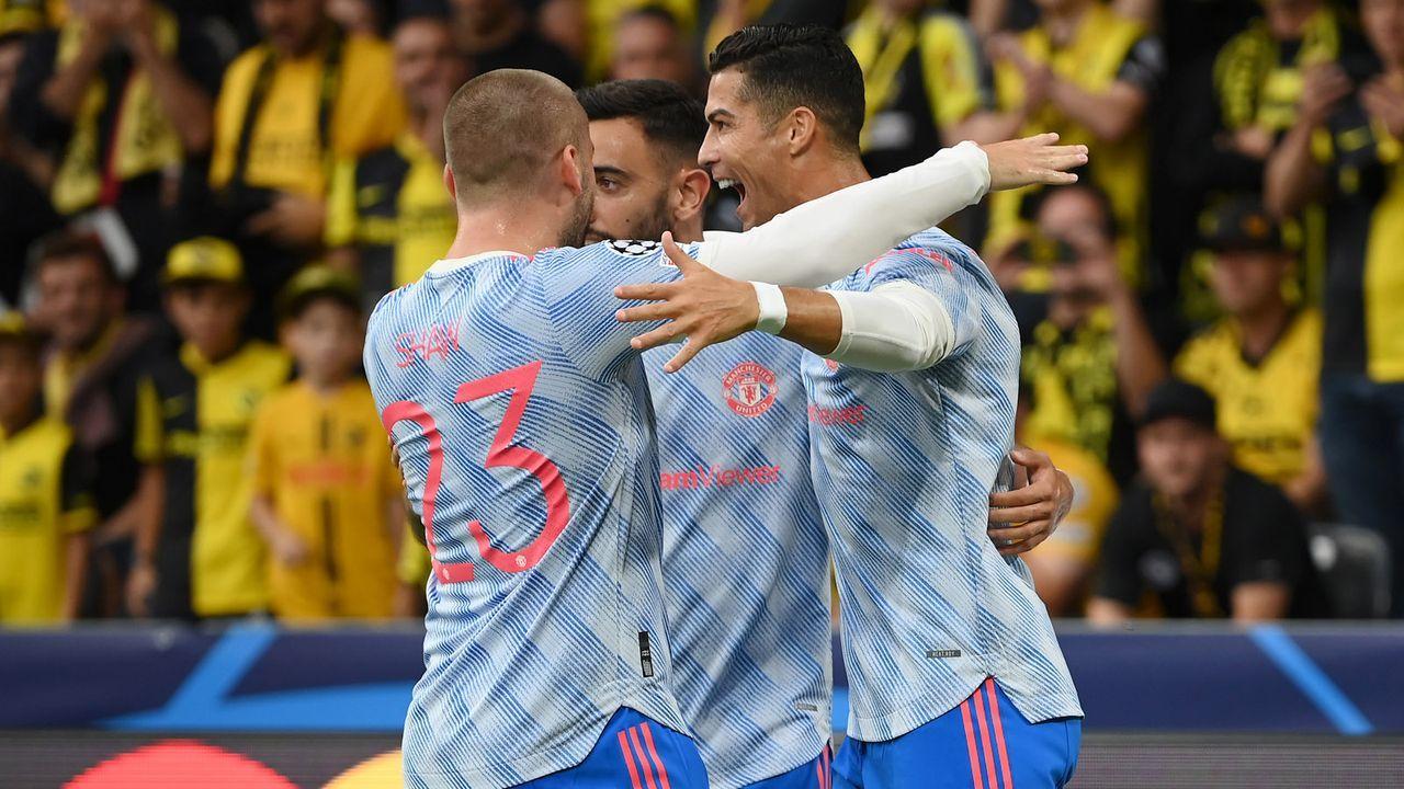 Ronaldo trifft schon wieder - Bildquelle: 2021 Getty Images