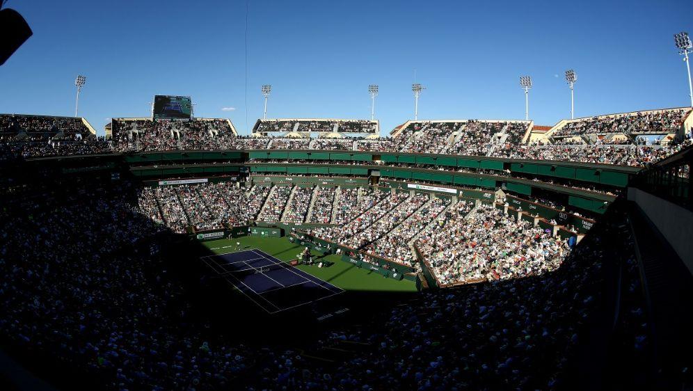 Absage: Kein Tennis in Indian Wells - Bildquelle: GETTY IMAGES NORTH AMERICAGETTY IMAGES NORTH AMERICASIDArchivCLIVE BRUNSKILL