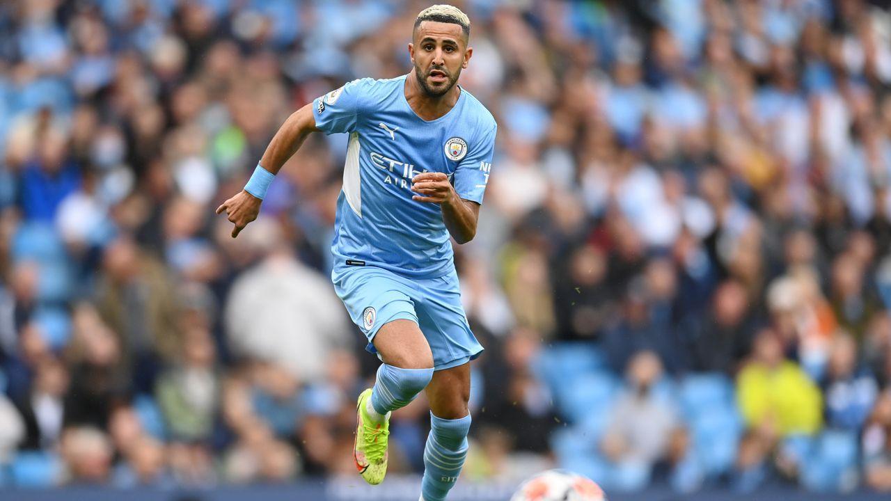 Riyad Mahrez (Manchester City) - Bildquelle: 2021 Getty Images
