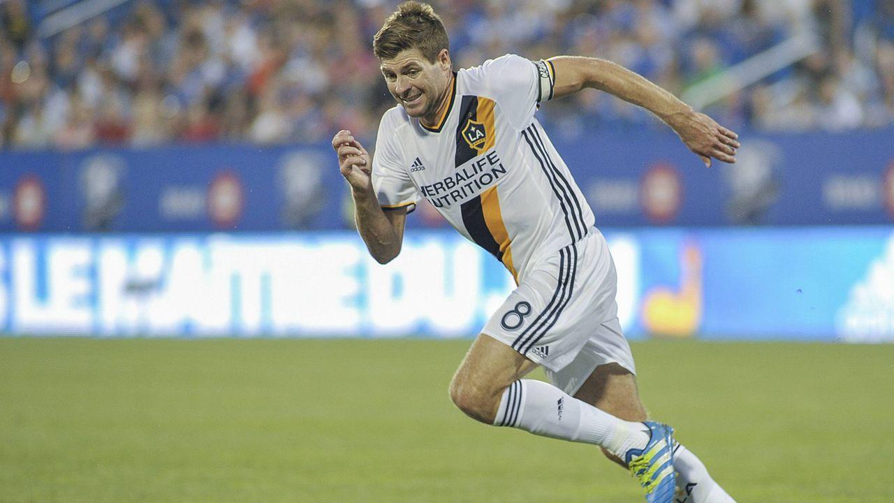 Steven Gerrard - Bildquelle: imago/ZUMA Press