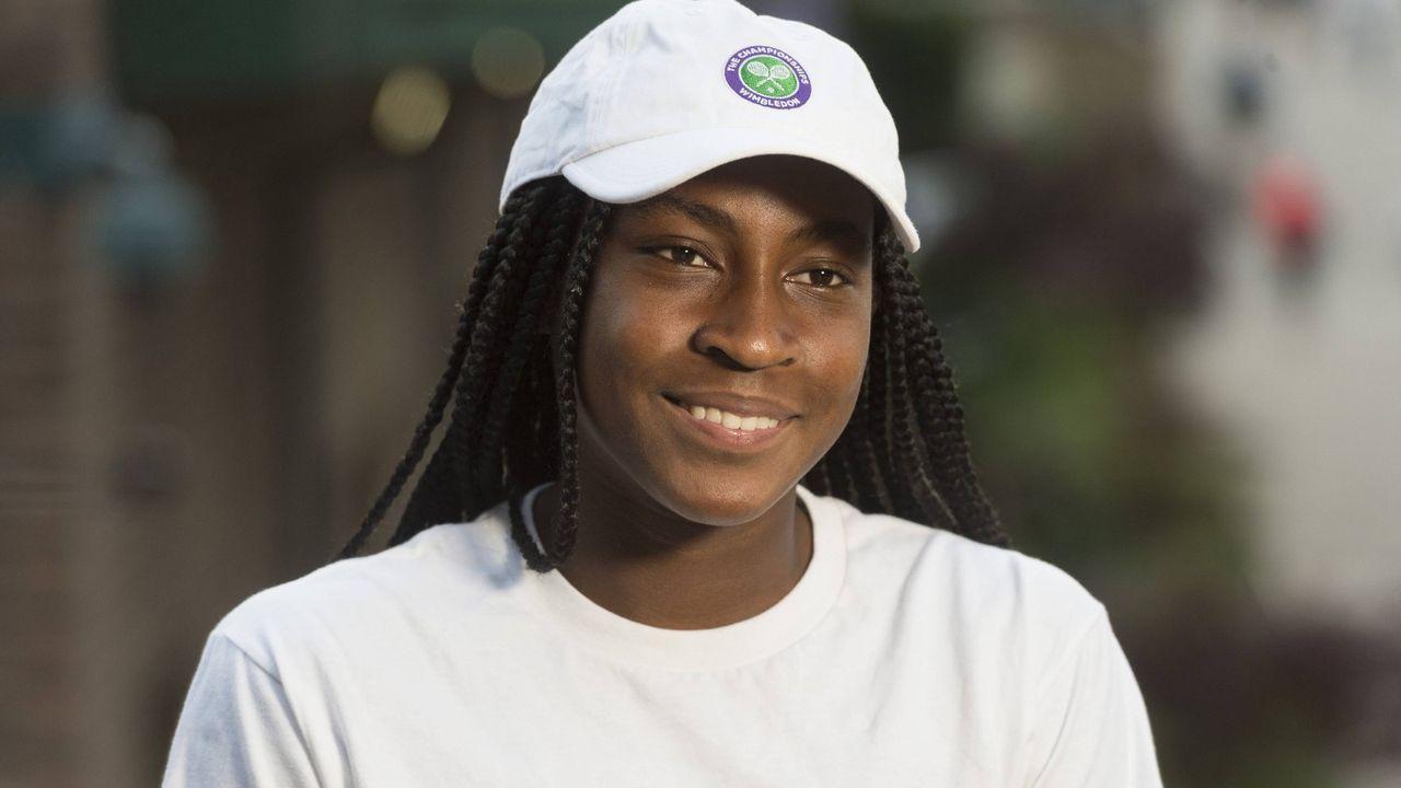 Cori Gauff: Wunderkind erobert Wimbledon - Bildquelle: 2019 imago