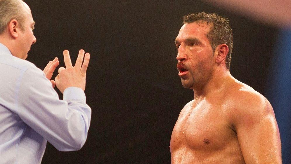 Firat Arslan verpasst den IBO-Titel gegen Kevin Lerena - Bildquelle: PIXATHLONPIXATHLONSID