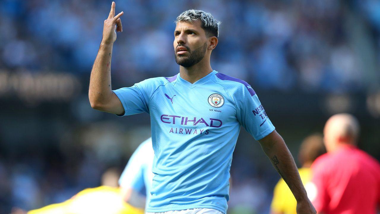 Sergio Agüero (Manchester City) - Bildquelle: 2019 Getty Images