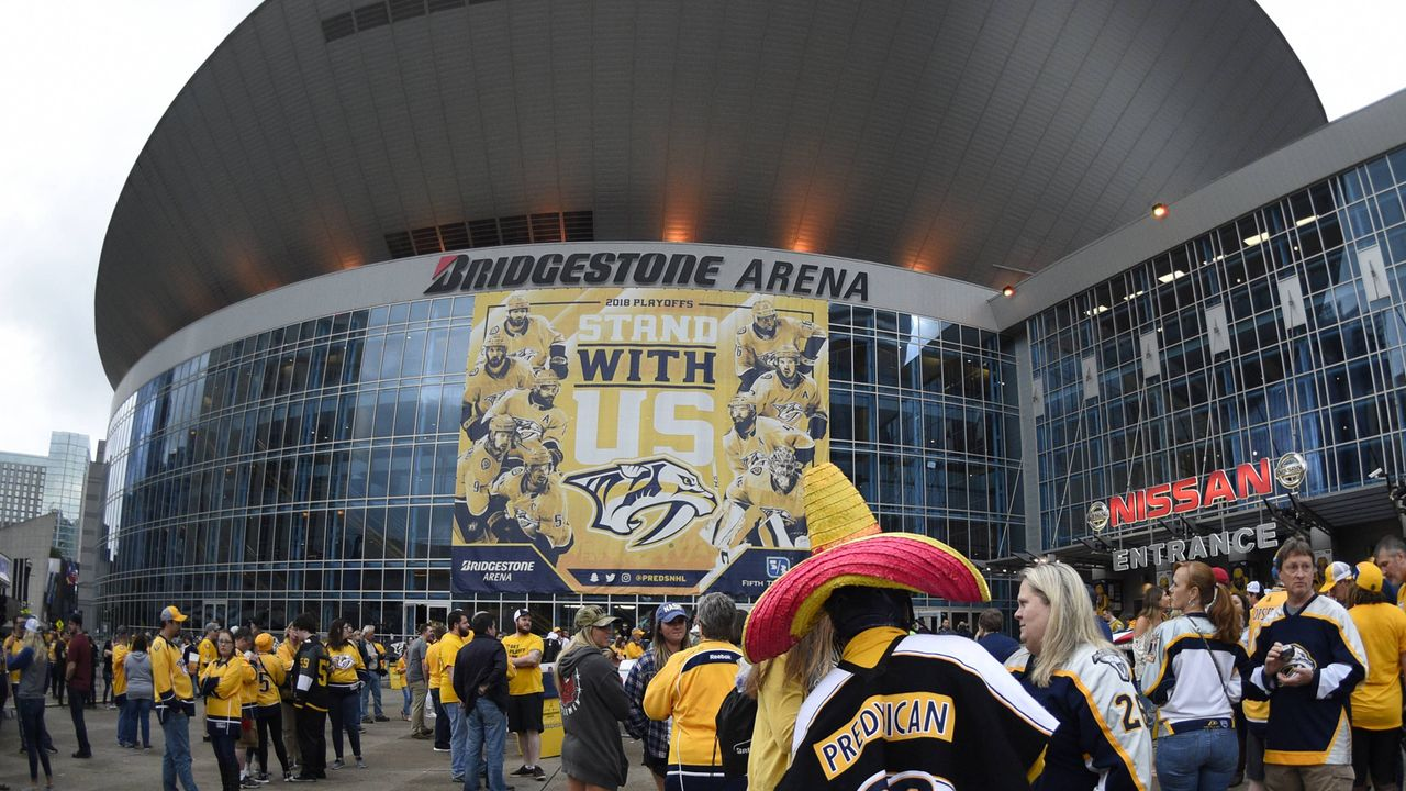 7. Platz: Bridgestone Arena, Nashville - Bildquelle: imago/ZUMA Press