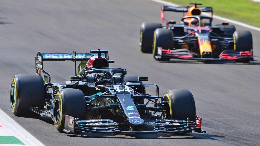 Formel 1 heute live: Das Qualifying zum Italien GP im TV ...