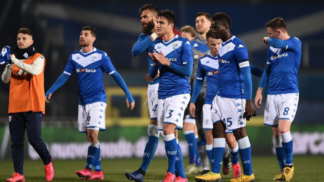 19. Brescia Calcio - Bildquelle: imago images/Gribaudi/ImagePhoto