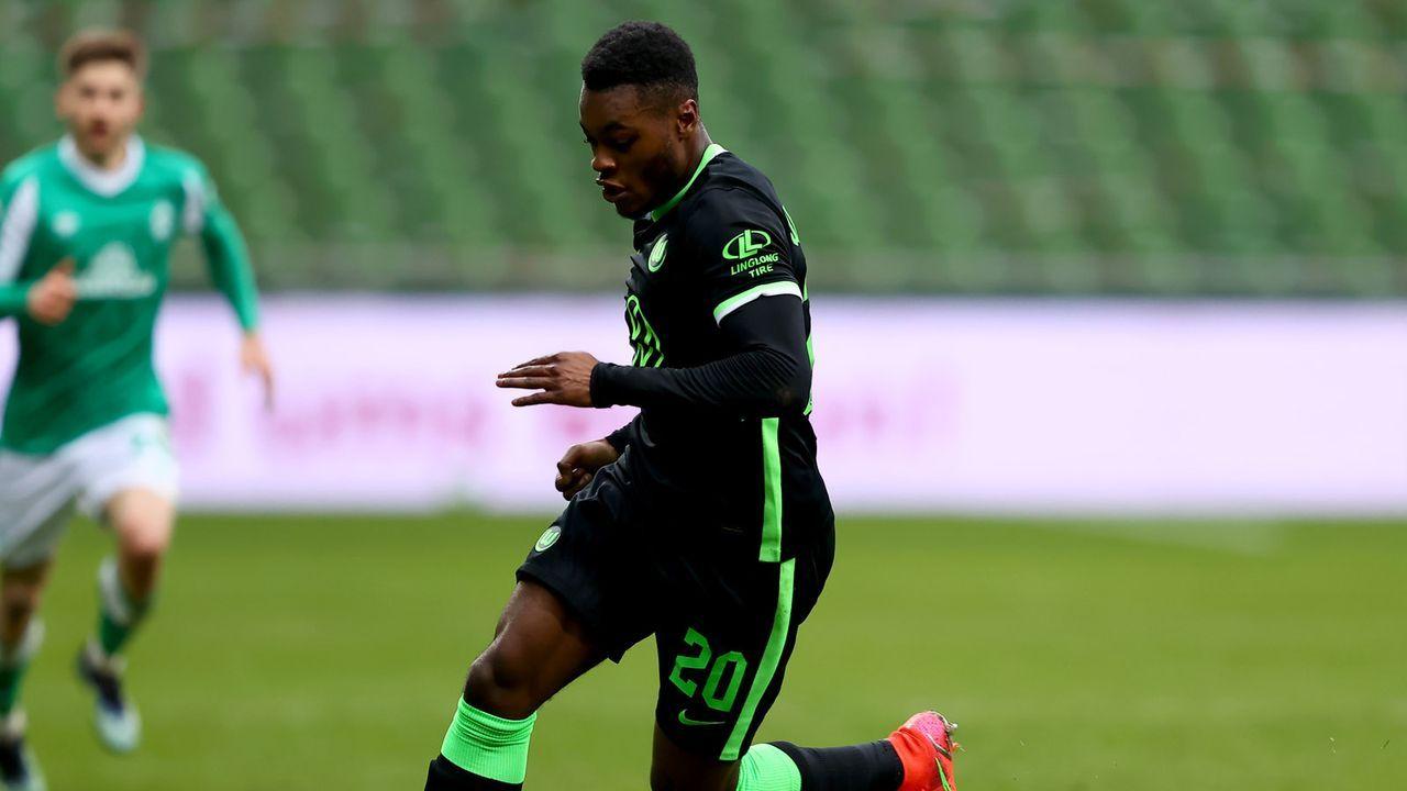 Ridle Baku (VfL Wolfsburg) - Bildquelle: 2021 Getty Images