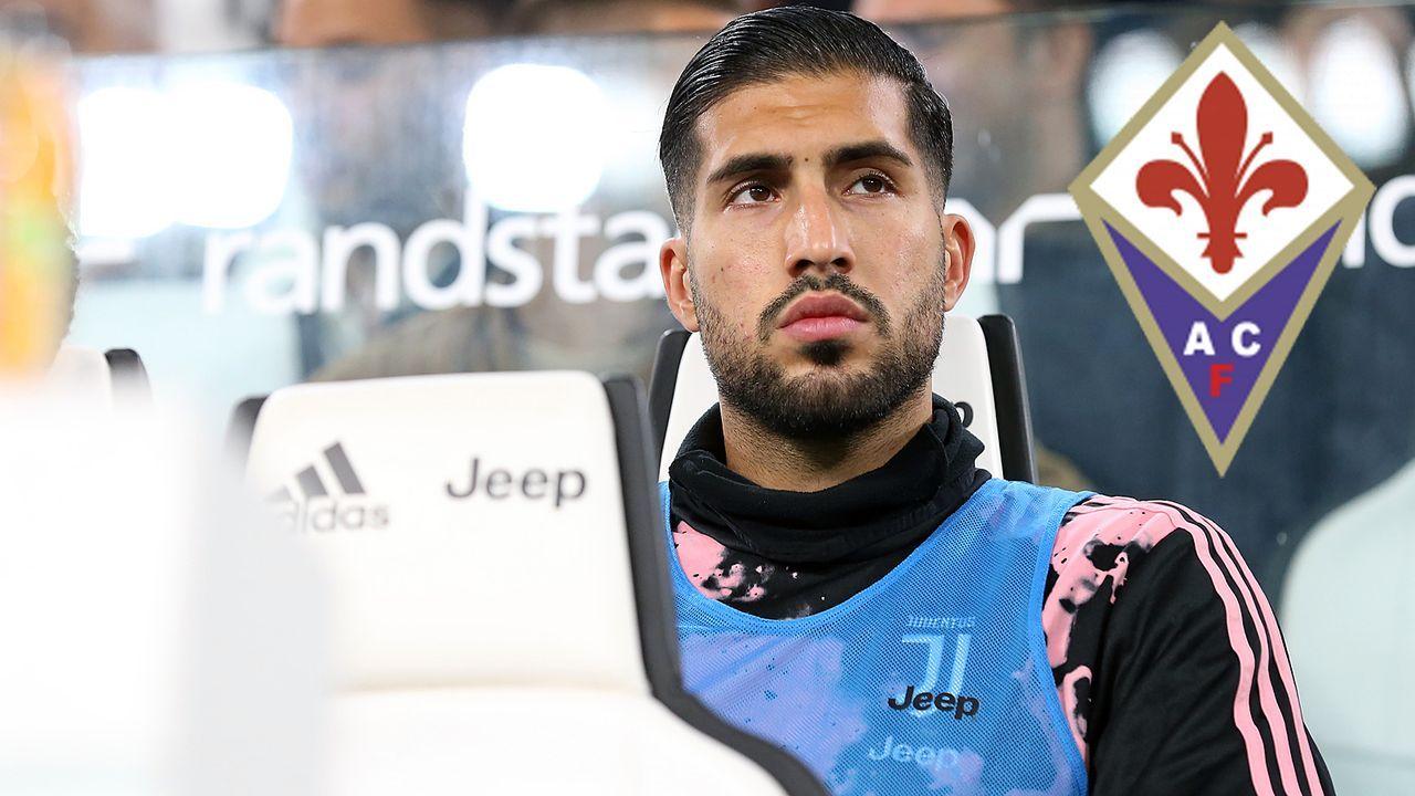 Emre Can (Juventus Turin) - Bildquelle: imago images/Sportimage