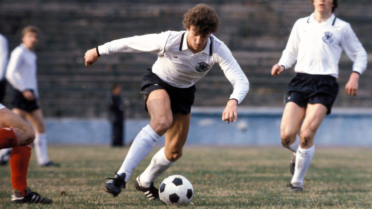Turnier-Premiere 1982 - Bildquelle: imago sportfotodienst