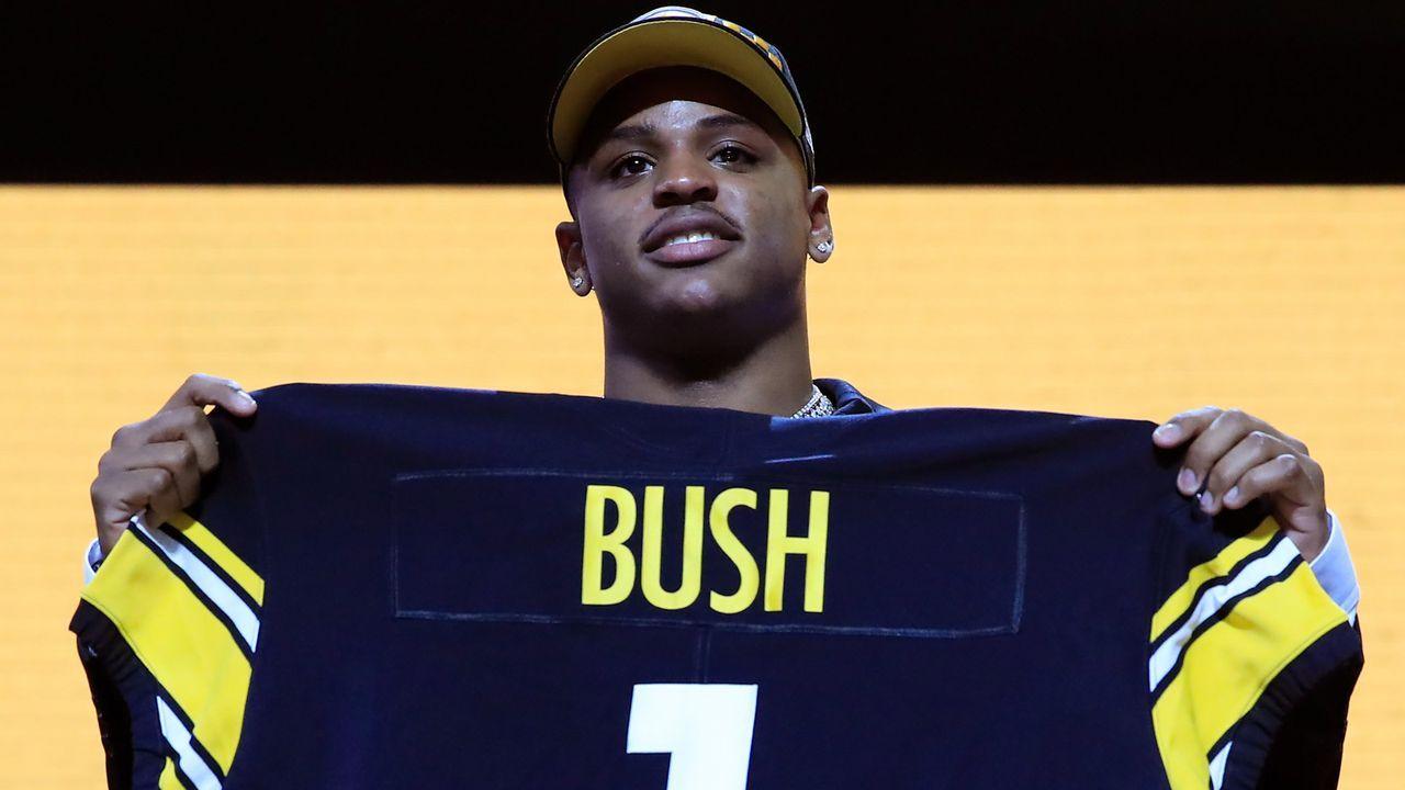 Draft Pick 10: Pittsburgh Steelers (durch Trade mit Denver Broncos) - Bildquelle: 2018 Getty Images