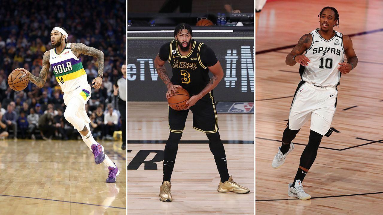 Davis, Ingram und Co: Diese NBA-Stars werden jetzt Free Agents - Bildquelle: Getty Images