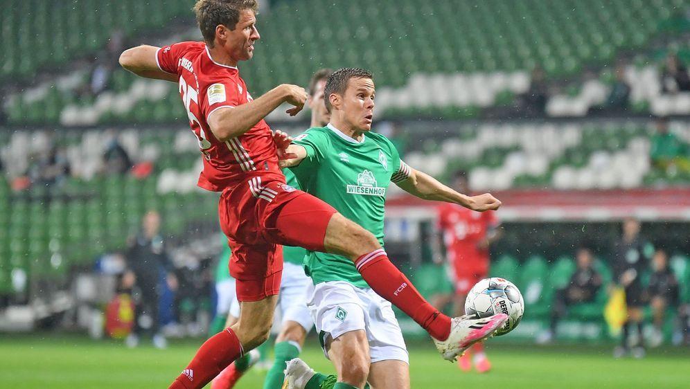 Heute trifft der FC Bayern München in der Bundesliga auf Werder Bremen. Ein ... - Bildquelle: Getty