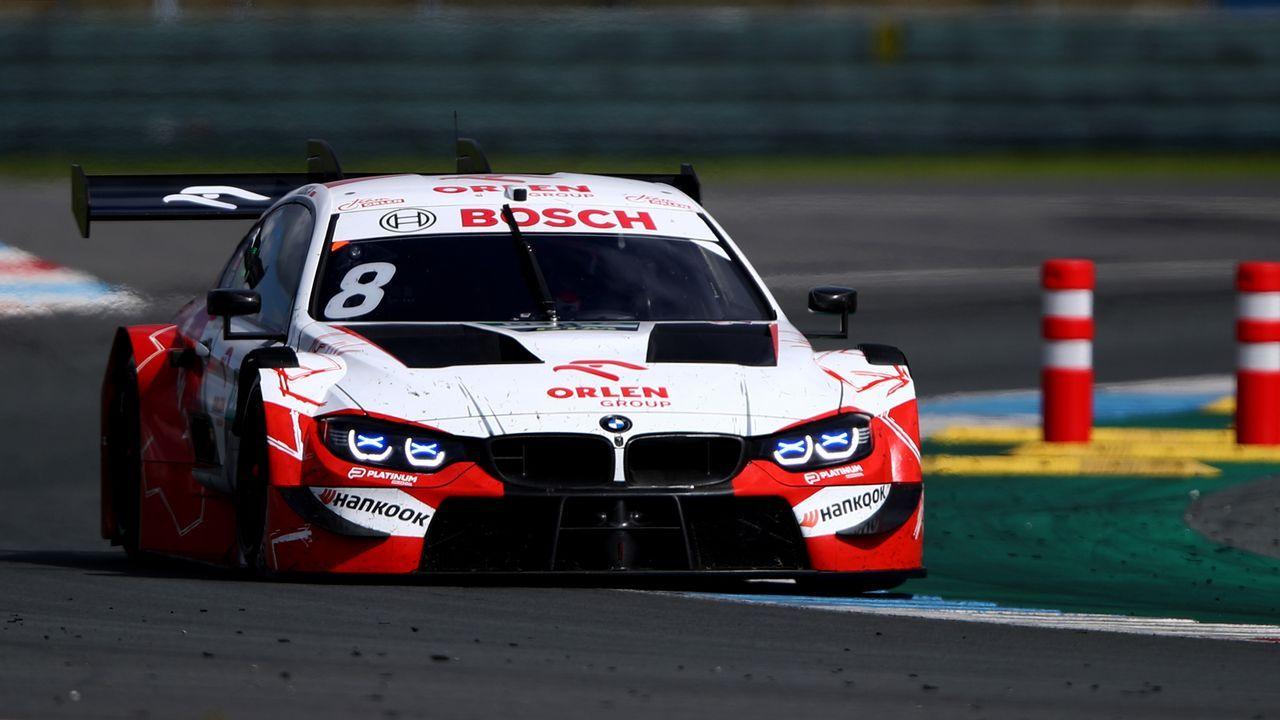 Robert Kubica (derzeit kein F1-Team, fährt in der DTM bei ART BMW) - Bildquelle: 2020 Getty Images