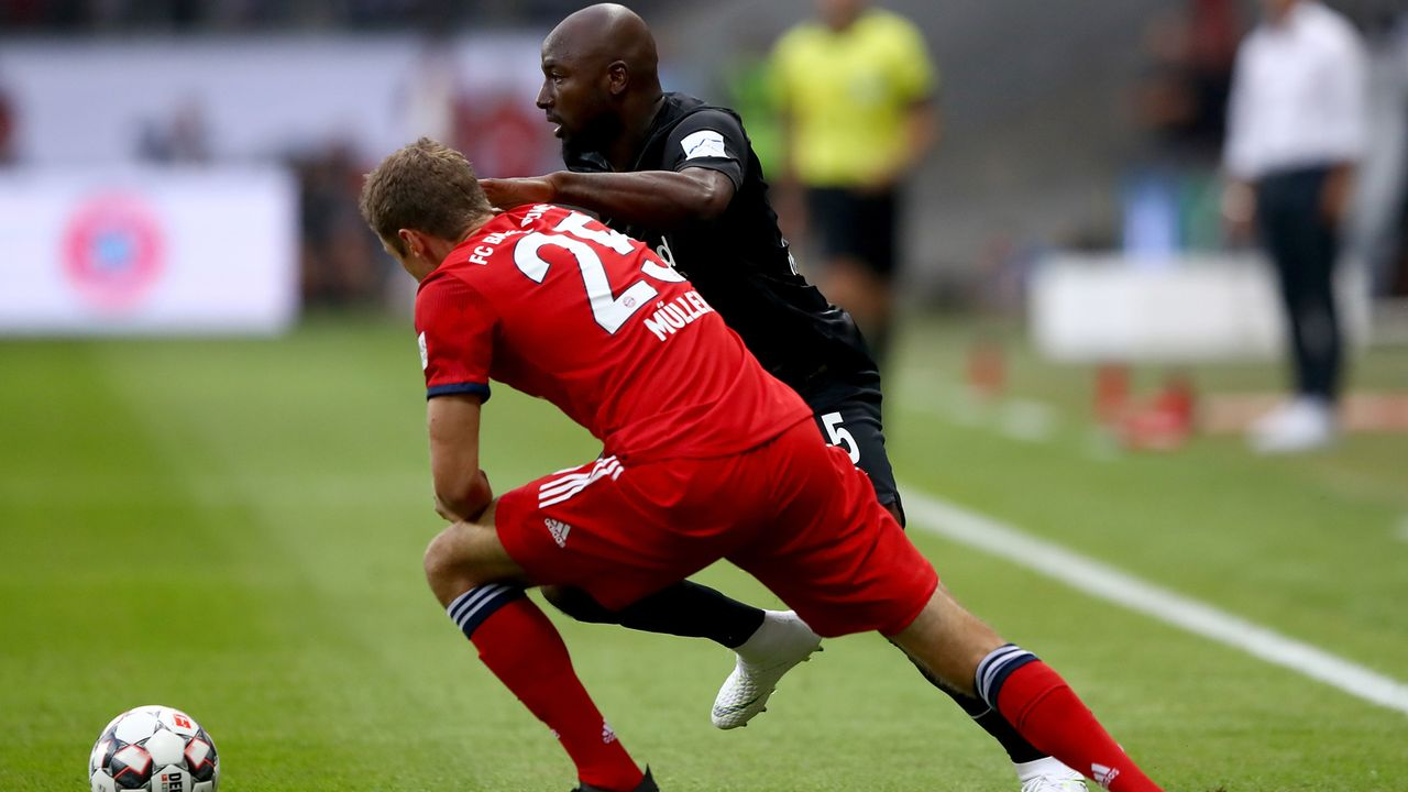 Supercup 2018: Frankfurt vs. Bayern München in der ...