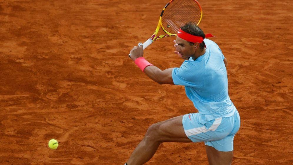 Gewann zum 13. Mal die French Open: Rafael Nadal - Bildquelle: AFPSIDTHOMAS SAMSON