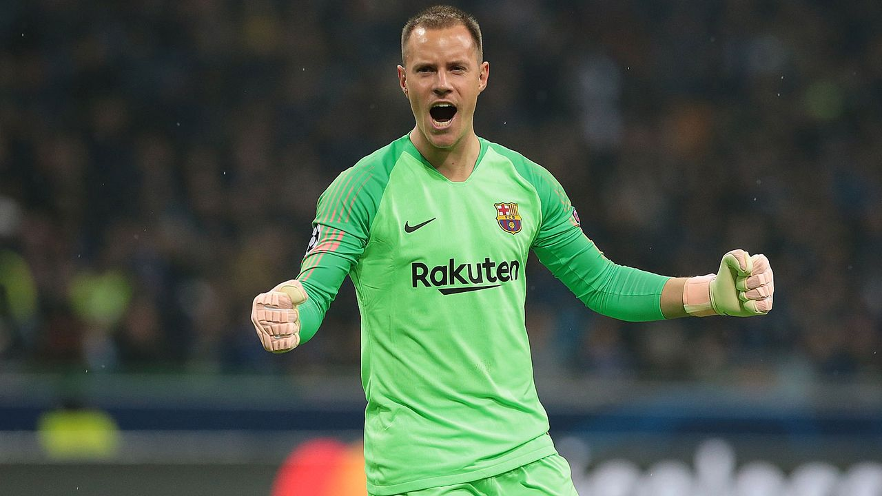 Torwart: Marc-Andre ter Stegen - Bildquelle: 2018 Getty Images