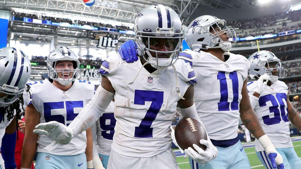 Gewinner: Trevon Diggs (Dallas Cowboys) - Bildquelle: Getty Images