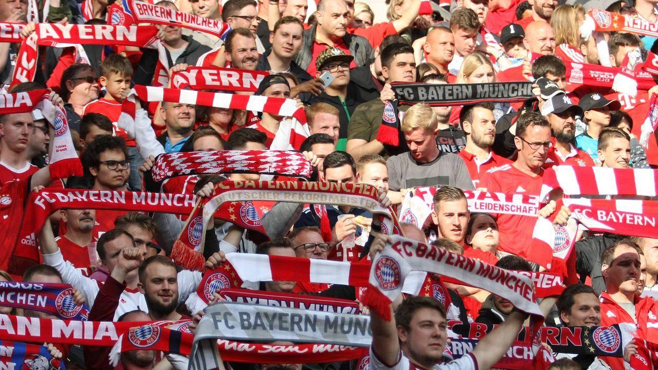 Platz 2 - FC Bayern München - Bildquelle: imago images / Jan Huebner
