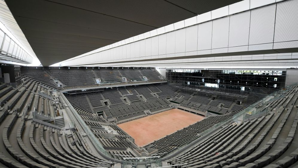 Die French Open werden vor Zuschauern stattfinden - Bildquelle: AFPSIDFRANCK FIFE