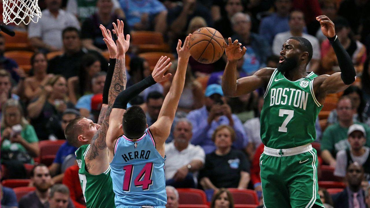 Osten: Boston Celtics (3) vs. Philadelphia 76ers (6) - Bildquelle: imago images/ZUMA Press