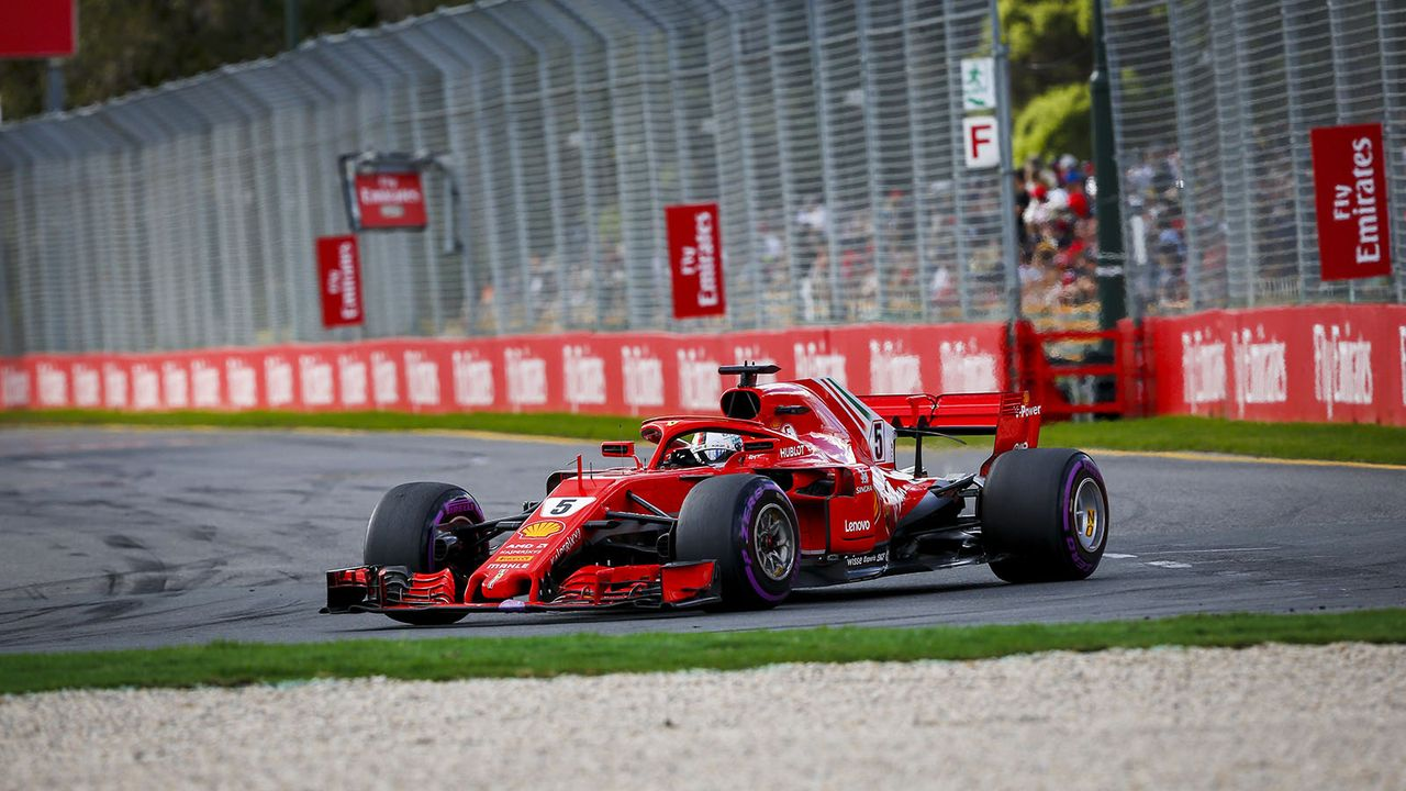 2018 - Bildquelle: imago images/Motorsport Images