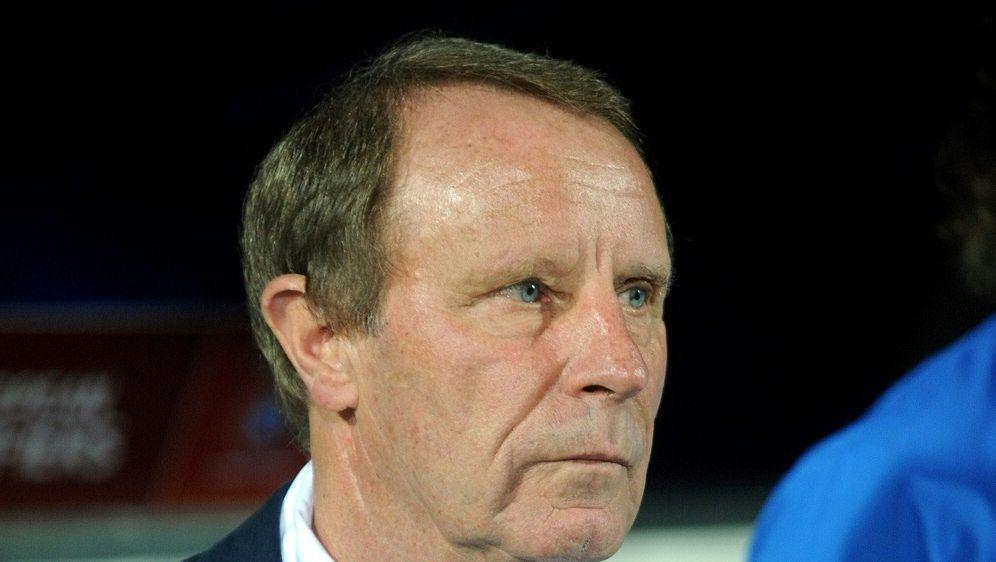 Berti Vogts kritisiert DFB für Trainingslager in Venlo - Bildquelle: AFPSIDSTR