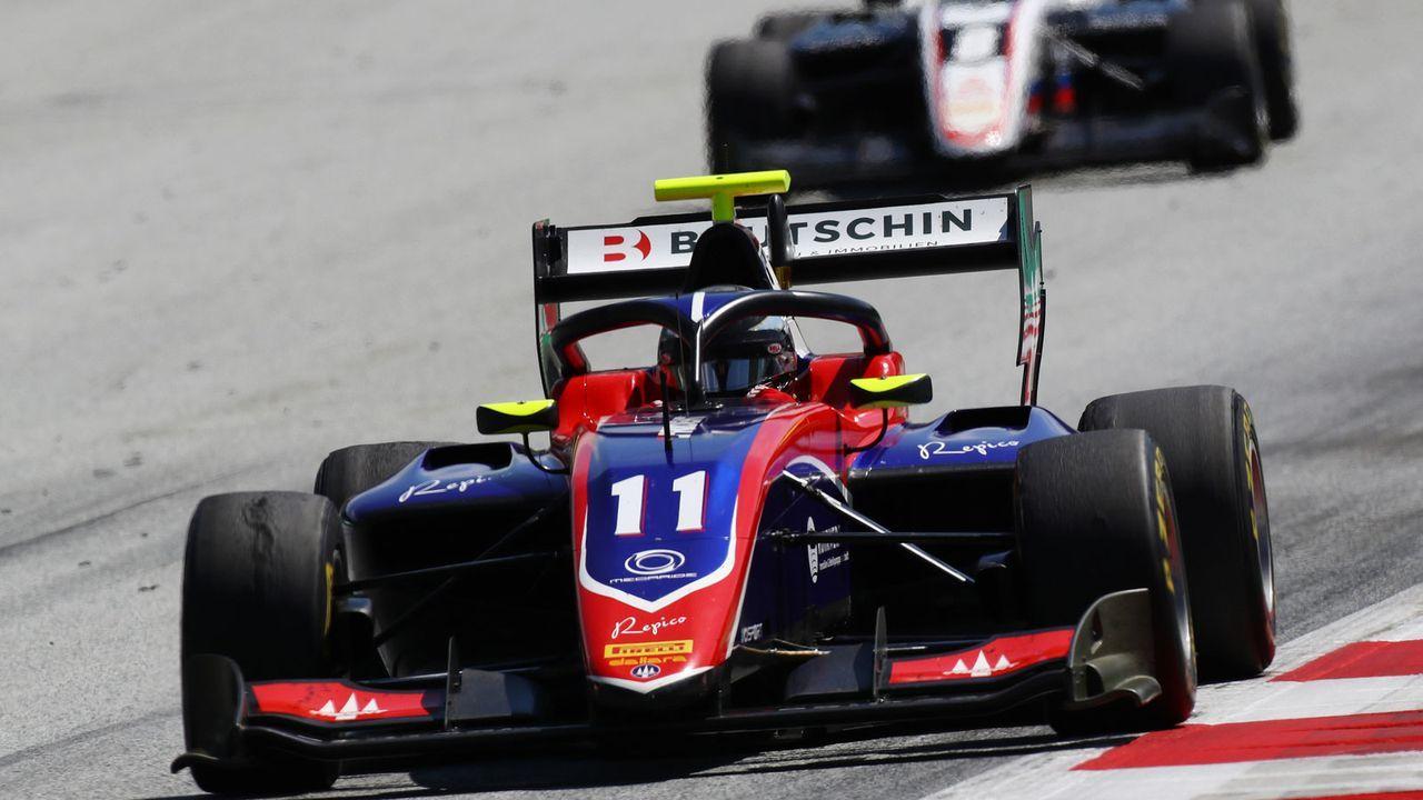 David Beckmann (Formel 3) - Bildquelle: Getty Images