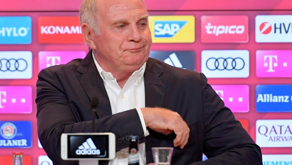 Hoeneß droht Nationalmannschaft mit Boykott - Bildquelle: PIXATHLONPIXATHLONSID