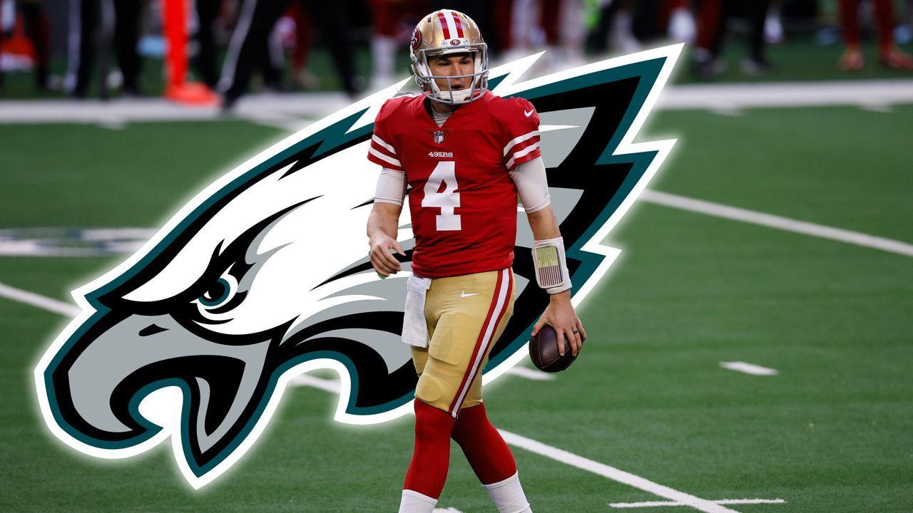 Nick Mullens (Philadelphia Eagles) - Bildquelle: 2020 Getty Images