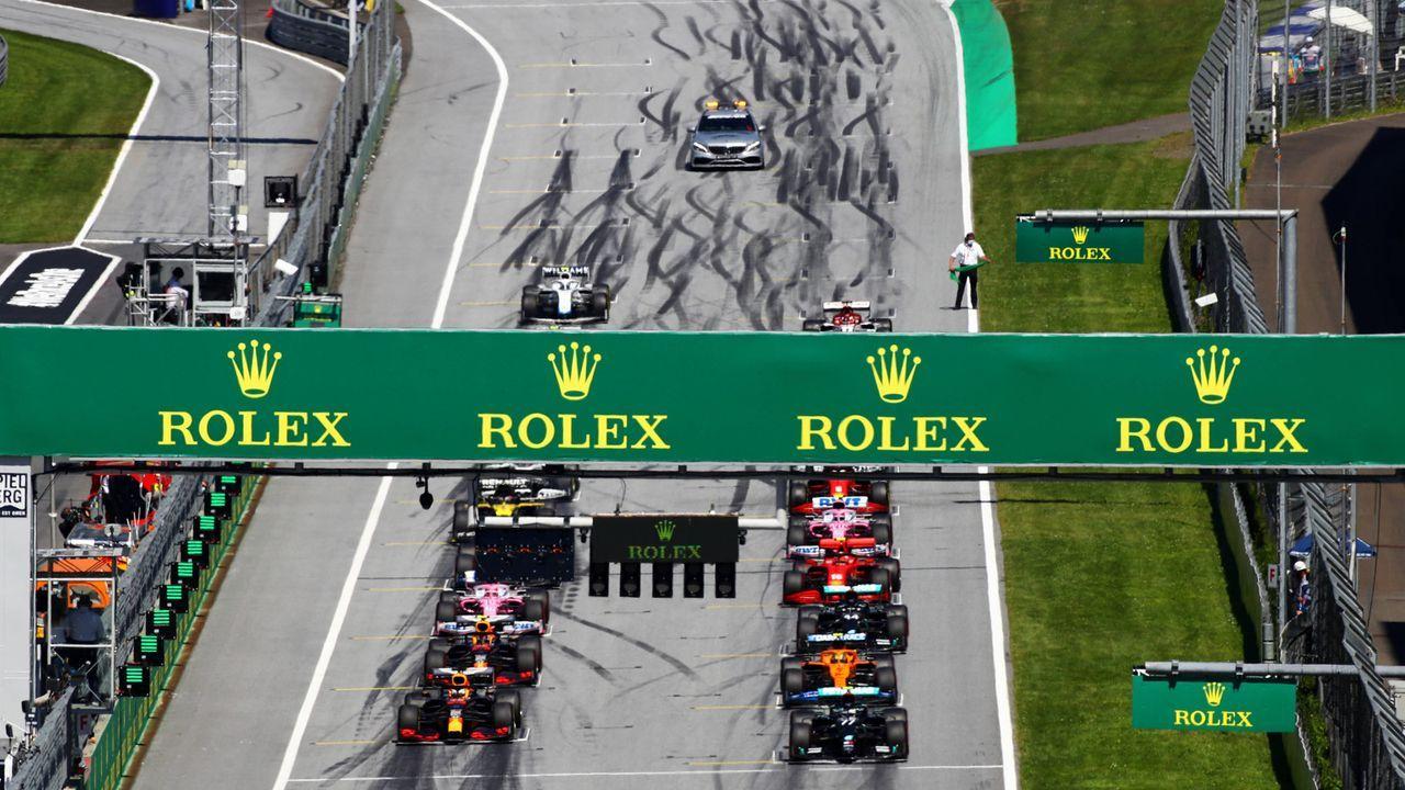 2. Rennen Spielberg: Grand Prix der Steiermark - Bildquelle: HOCH ZWEI/Pool/Getty Images