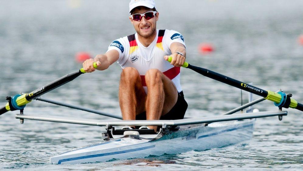 Früher Ruderer, jetzt Athletensprecher: Jonathan Koch - Bildquelle: PIXATHLONPIXATHLONSID