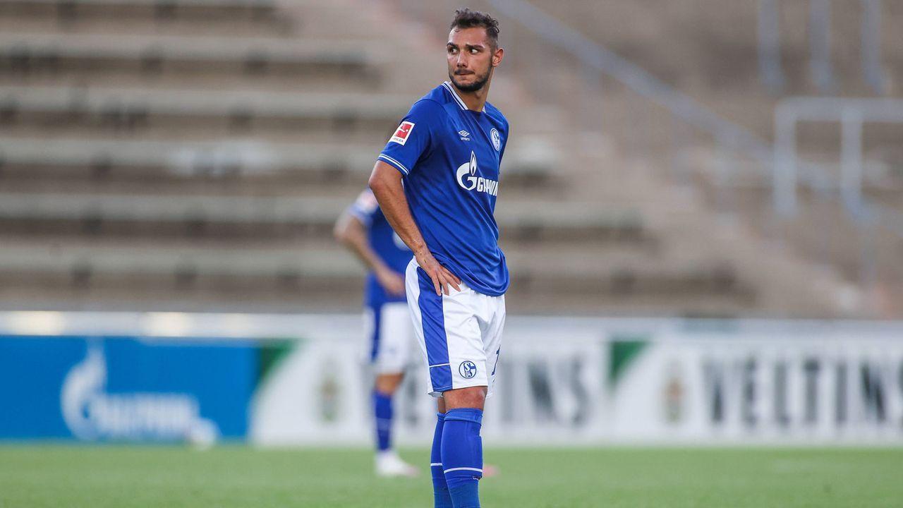 Ahmed Kutucu (FC Schalke 04) - Bildquelle: imago images/RHR-Foto
