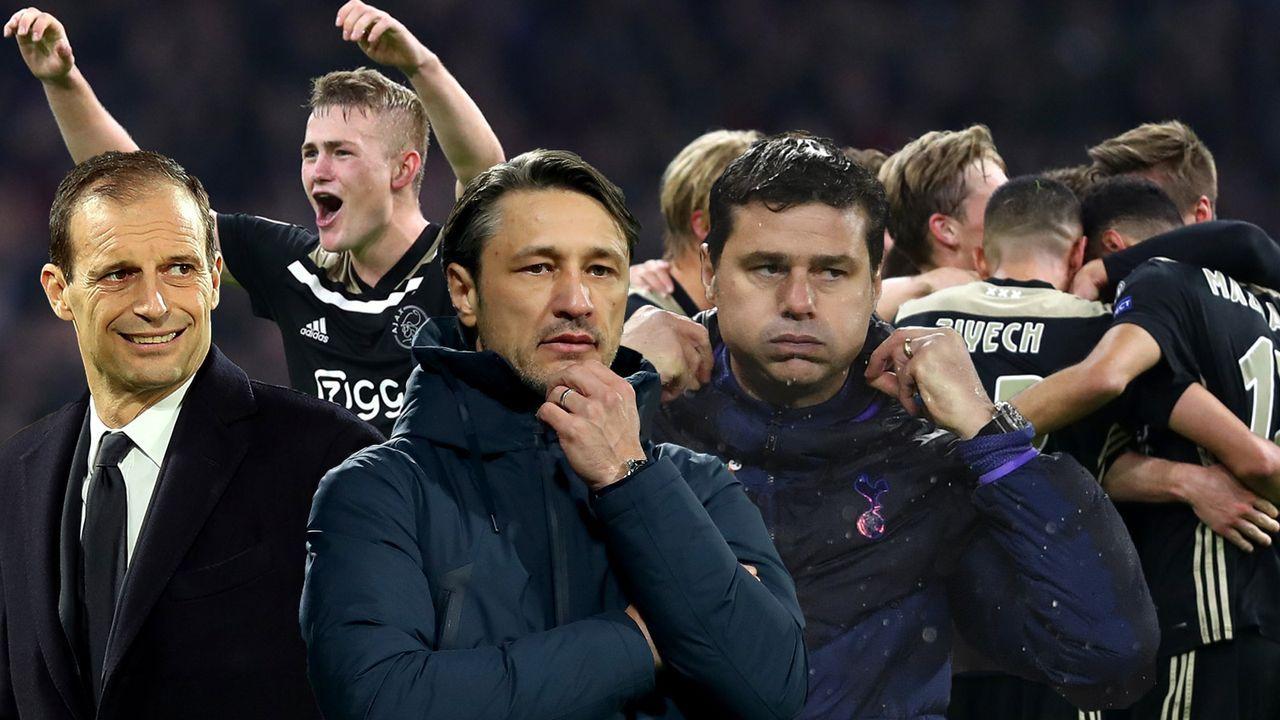 Der Ajax-Trainerfluch