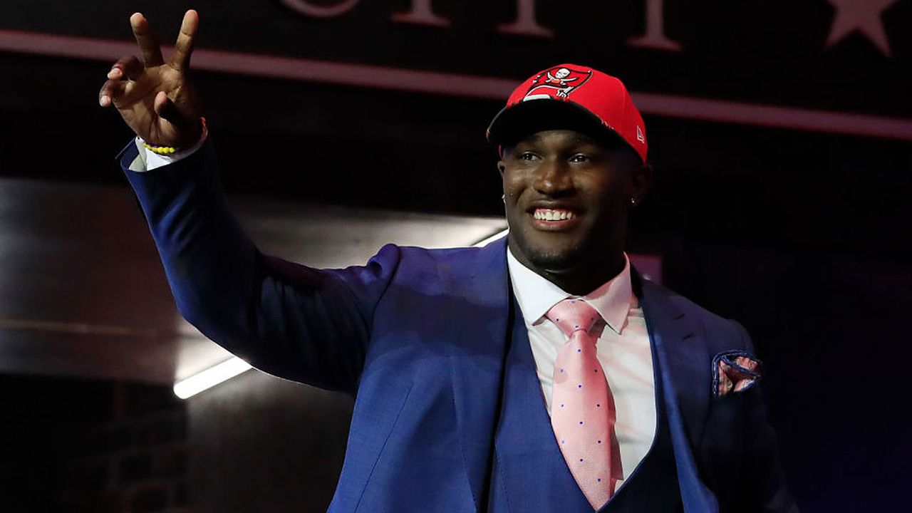 Die Draft Picks der Tampa Bay Buccaneers (8) - Bildquelle: 2019 Getty Images