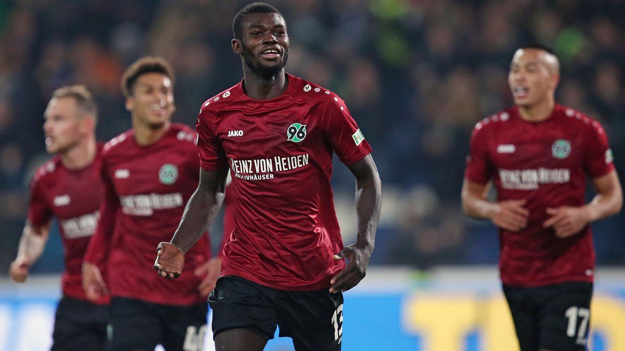 Platz 14 - Hannover 96 - Bildquelle: 2018 Getty Images