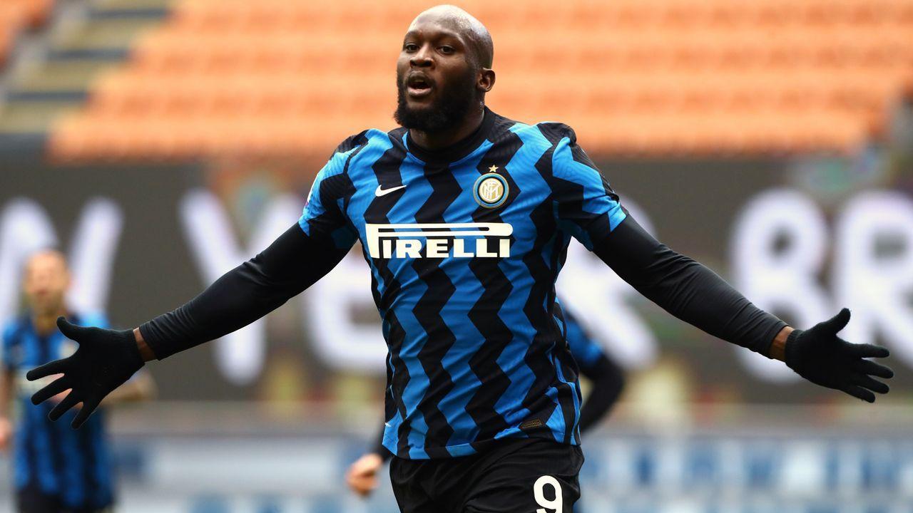 Nachfolge-Kandidat Romelu Lukaku (Inter Mailand) - Bildquelle: 2021 Getty Images