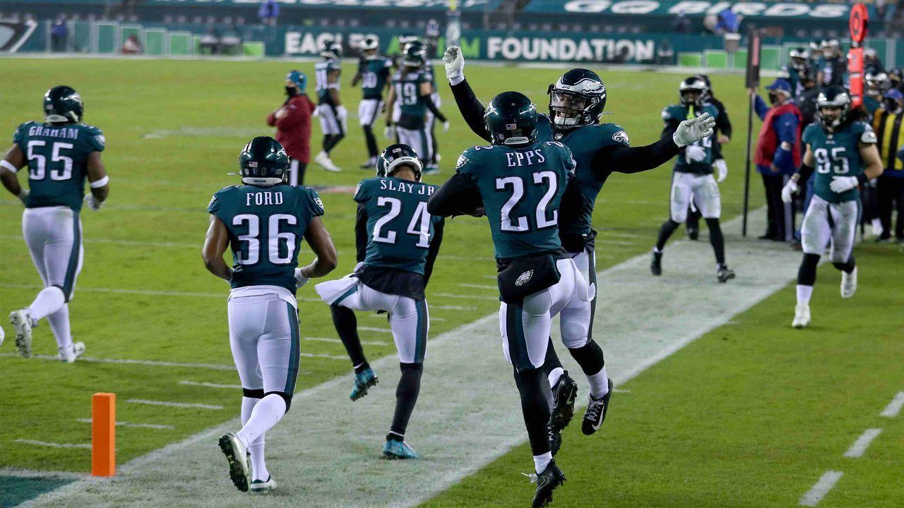 NFC East: Philadelphia Eagles - Bildquelle: getty
