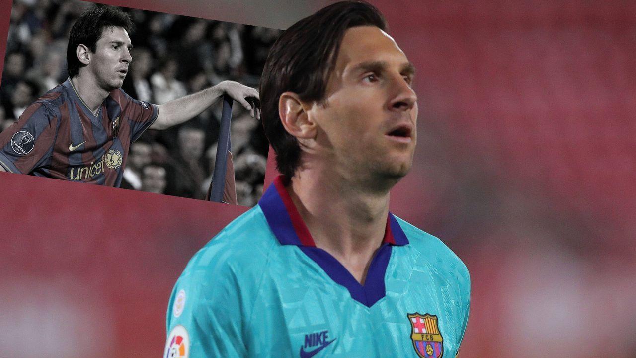 Lionel Messi - Bildquelle: Imago