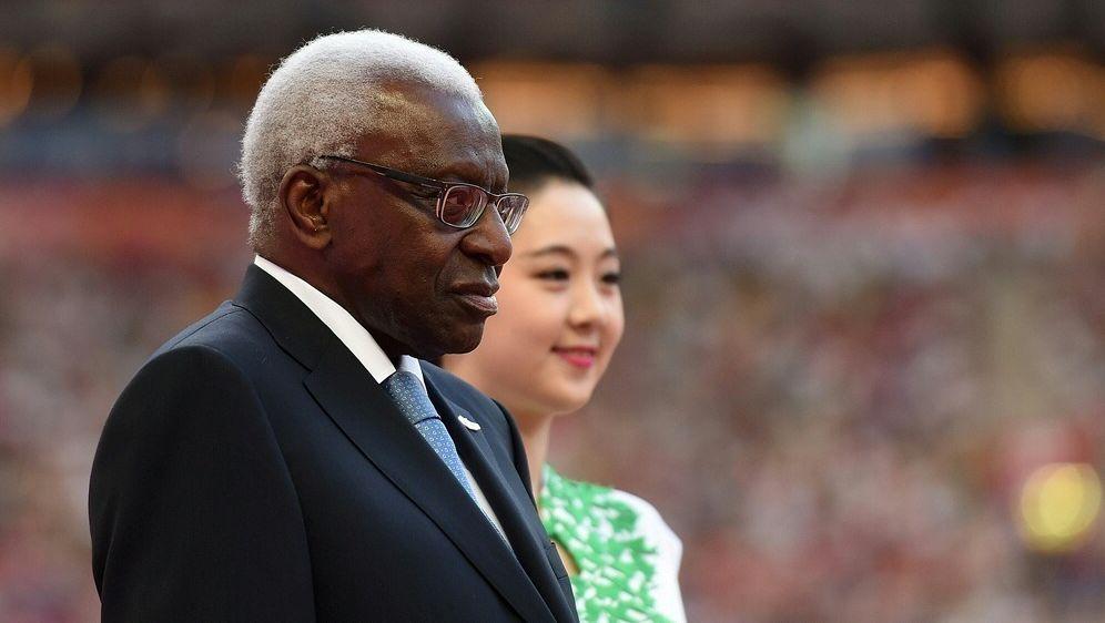 Lamine Diack war zwischen 1999 und 2015 IAAF-Präsident - Bildquelle: AFPSIDJOHANNES EISELE