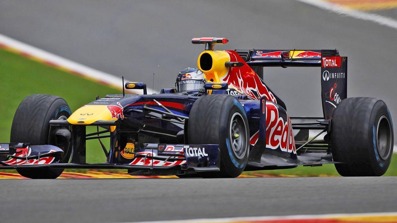 Red Bull RB7 (2011) - Bildquelle: imago sportfotodienst